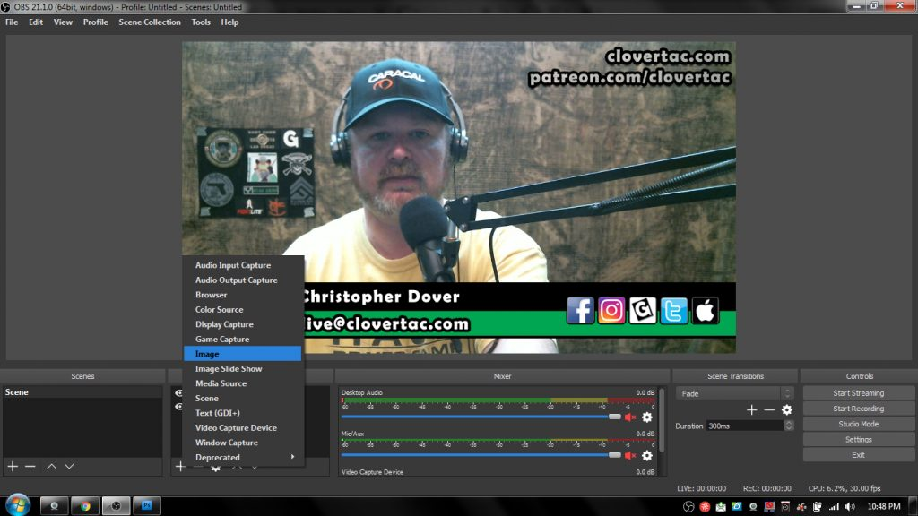 Lower Thirds In Google Hangouts - CloverTac Productions